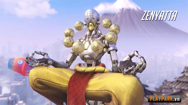 Game Overwatch