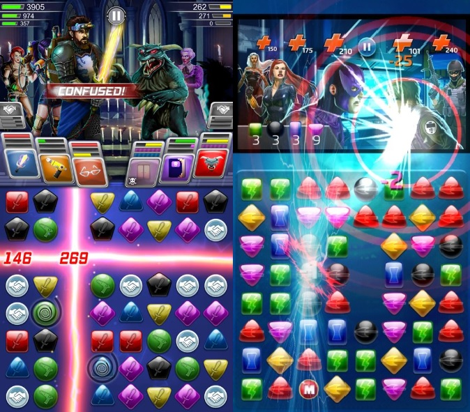 Ghostbusters Puzzle Fighter tựa bom xịt của Capcom
