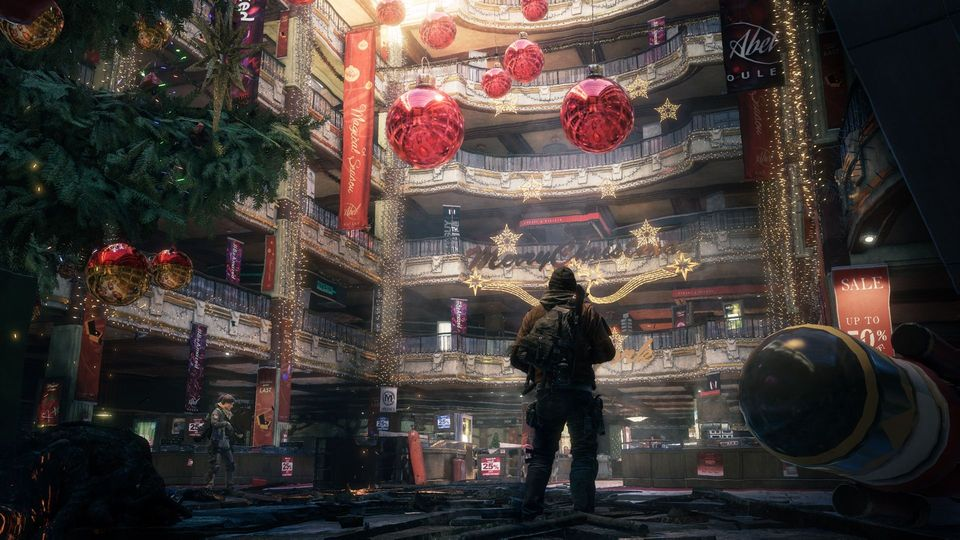 Rò rỉ gameplay Tom Clancy's The Division