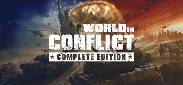 Nhanh tay tải ngay bom tấn RTS World in Conflict: Complete Edition