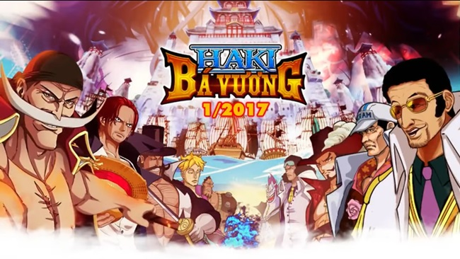 Sắp ra mắt game made in Việt Nam về One Piece