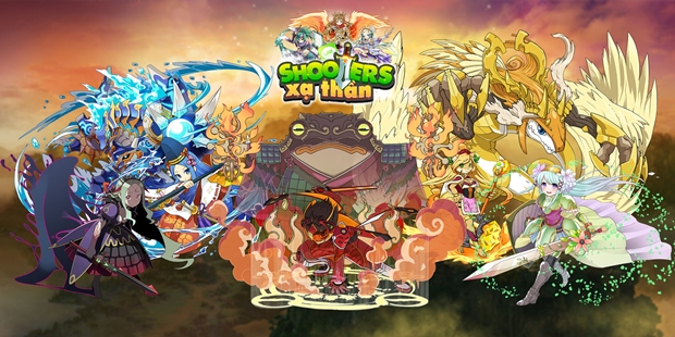 line shooters - xạ thần