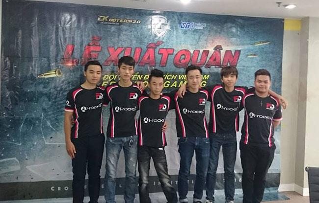 Đội tuyển Đột Kích Việt Nam tự tin trước giải đấu bão táp tại Trung Quốc