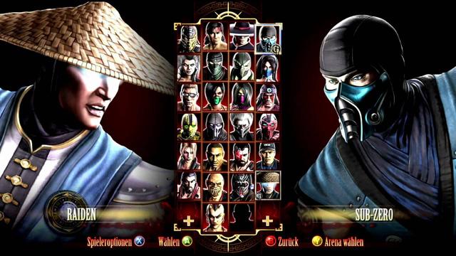Huyền thoại game đối kháng Mortal Kombat sắp trở lại với phiên bản thứ 11