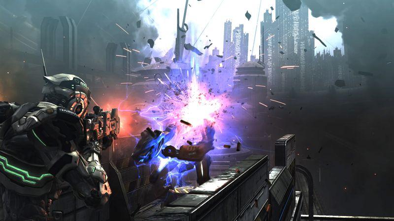 Vanquish - Siêu phẩm chặt chém của SEGA chính thức hồi sinh trên PC