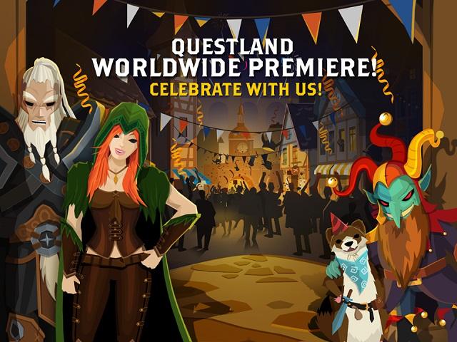 Questland: tựa game ARPG cổ điển cực thú vị vừa ra mắt