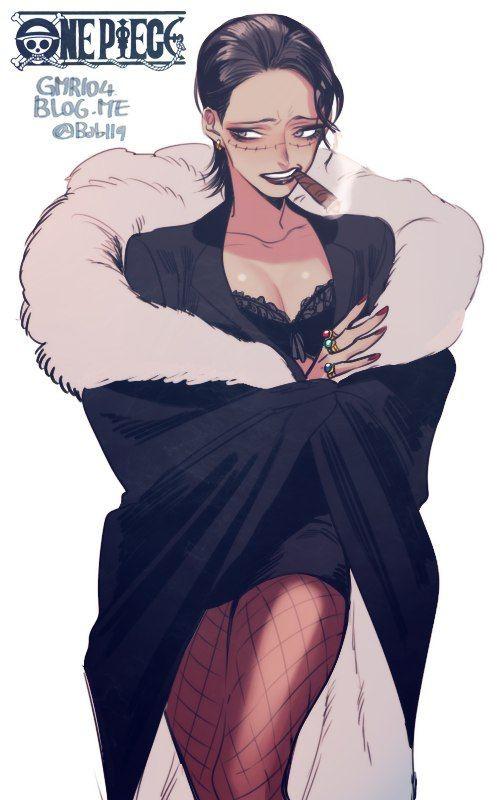 """Khi dàn nhân vật trong One Piece """"biến hình"""" thành mỹ nữ đầy nóng bỏng"""