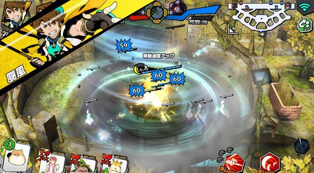 FLAME×BLAZE - siêu phẩm MOBA từ Square Enix vừa mở cửa thử nghiệm