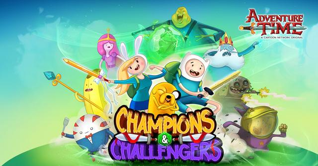 Lộ diện phiên bản mobile từ series hoạt hình đình đám Adventure Time