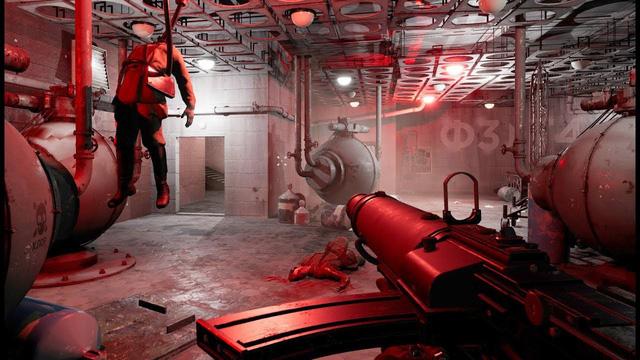 """Lạnh gáy với trailer siêu """"creepy"""" của Atomic Heart, game FPS kinh dị cực hot của năm 2018"""