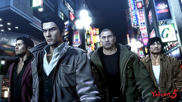 Yakuza và Persona sẽ đặt chân lên PC? Tin vui cho cộng đồng game thủ