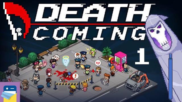 Death Coming - Tựa game kỳ dị cho người chơi nhập vai