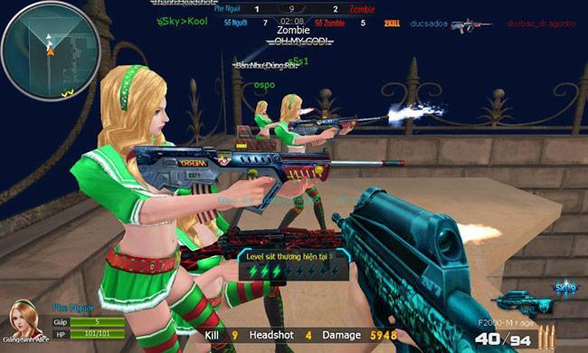 Webgame Xạ Thủ bất ngờ tuyên bố đóng cửa
