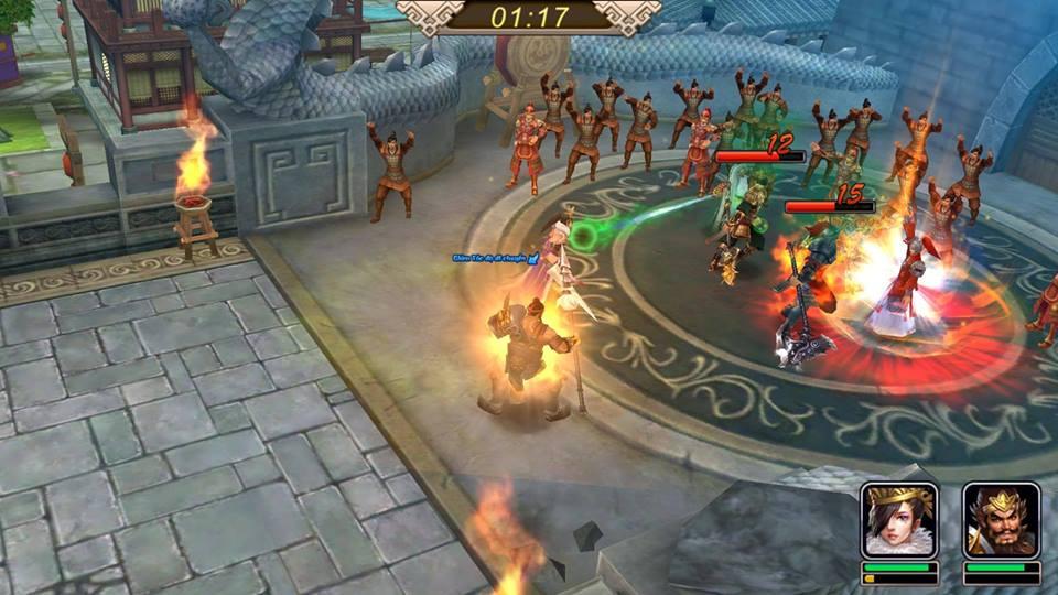 Game hành động nhập vai  - Long Tướng Mobile hé lộ hình ảnh đầu tiên
