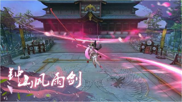 Trạch Thiên Ký Mobile - Tuyệt phẩm MMORPG dựa theo phim điện ảnh đình đám