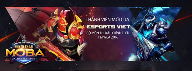 VTC mobile ra mắt game MOBA cạnh tranh trực tiếp Liên Minh Huyền Thoại