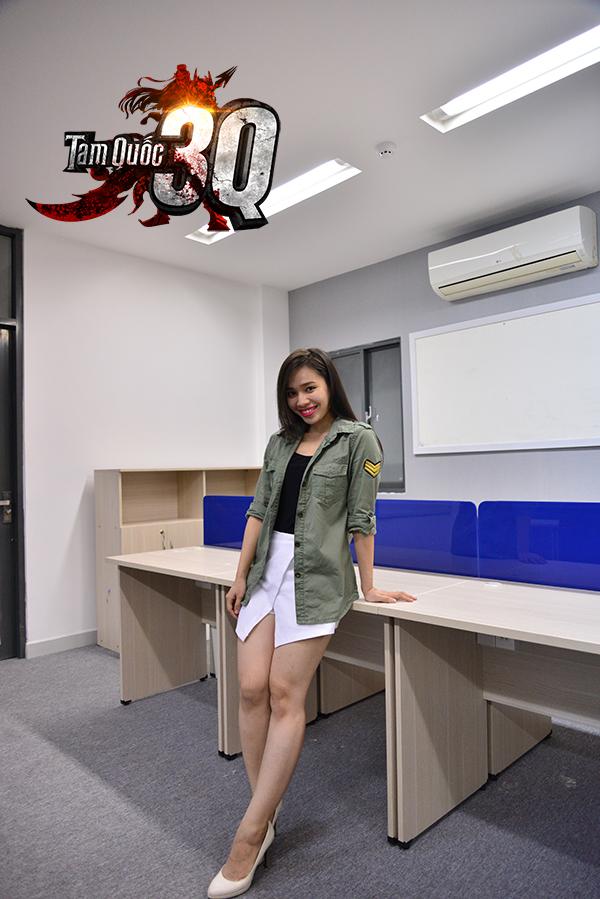 Chiêm ngưỡng top 10 ứng cử viên đại sứ game Tam Quốc 3Q