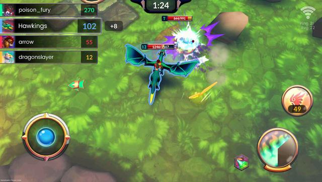 Đổi gió với Beast Brawlers - Game MOBA