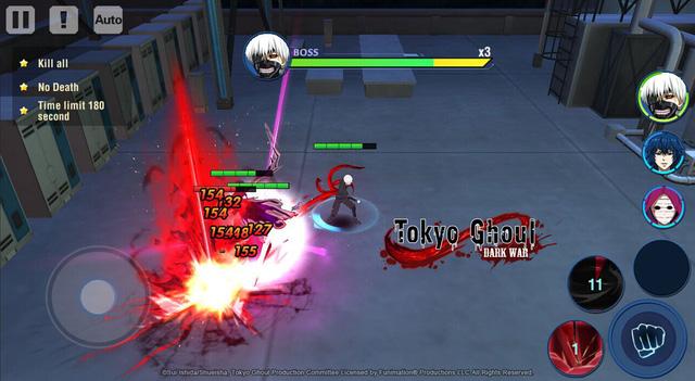 Tokyo Ghoul: Dark War -