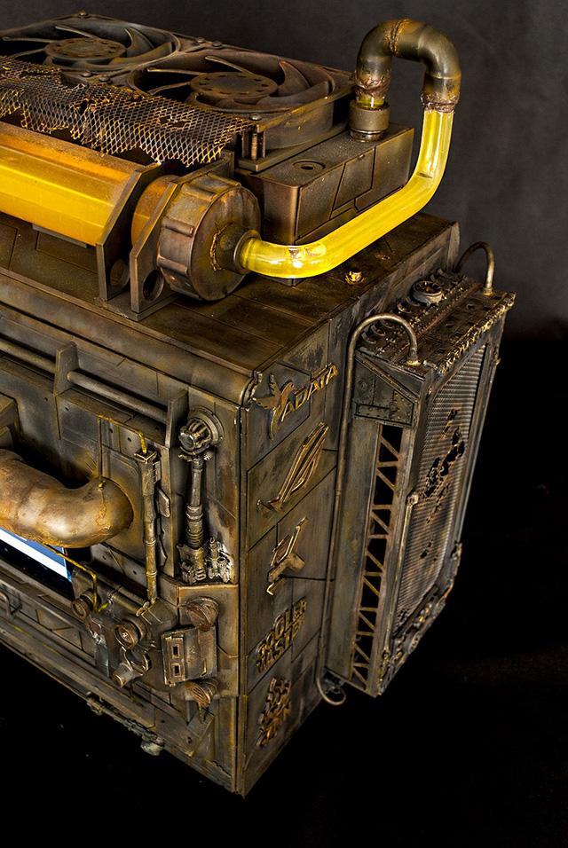 Bộ máy tinh độ theo phong cách tận thế trong Fallout