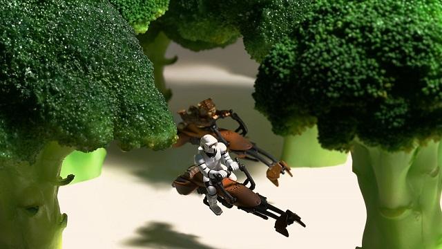 Lộ diện phiên bản 'super mini' của các nhân vật hoạt hình ngoài đời thực