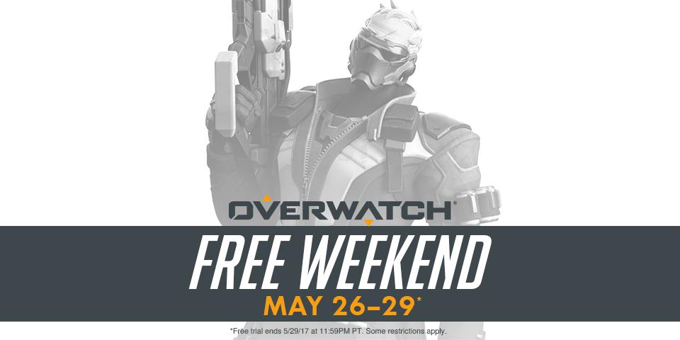 Game thủ Việt sắp được chơi Overwatch miễn phí