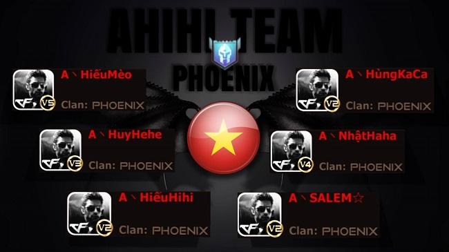 """Đại diện Ahihi Team: """"Nếu thua thì về tập luyện tiếp chờ giải sau"""""""