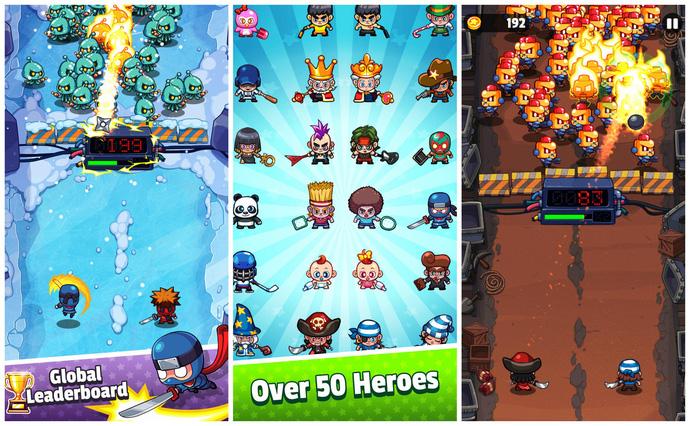 Top game mobile mới nên trải nghiệm dành cho game thủ Android