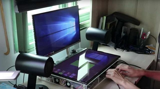 YouTuber chế tạo laptop 2 màn hình cực kỳ độc đáo, nhìn thôi đã yêu