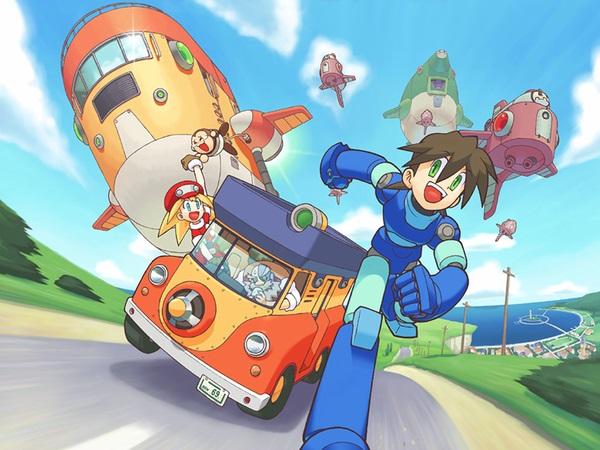 Mega Man Legends sẽ được lên PlayStation Store