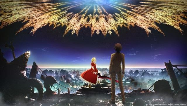 Bom tấn Fate/Extra Last Encore tung PV mới ấn định thời gian ra mắt