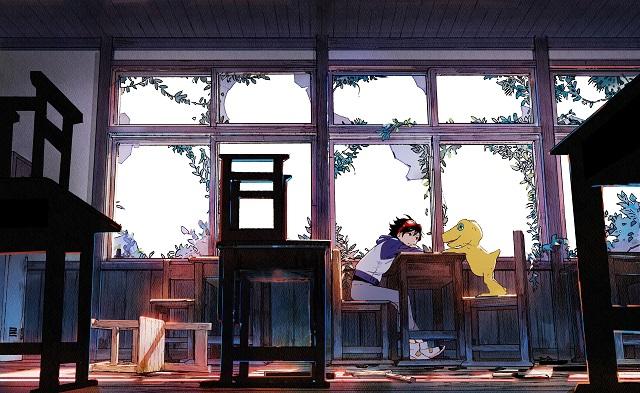 Digimon Survive: tân binh RPG mô phỏng thú vị từ Bandai Namco