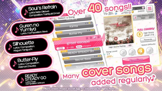 Tải ngay BanG Dream - Game mobile âm nhạc mang style Anime cực cuốn hút