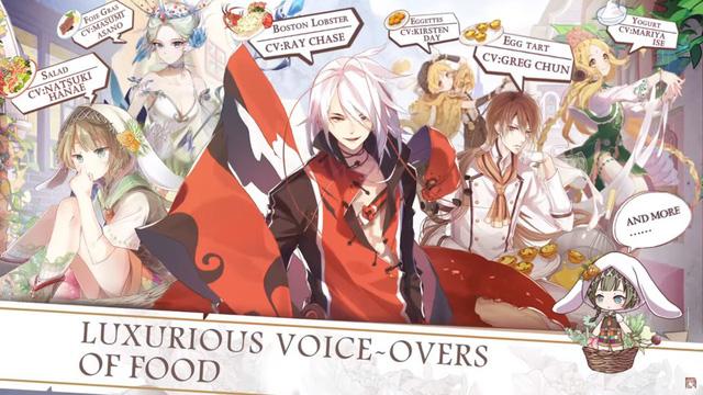 """Food Fantasy: xuất hiện tựa game RPG thú vị chủ đề """"đồ ăn"""" cực độc đáo"""