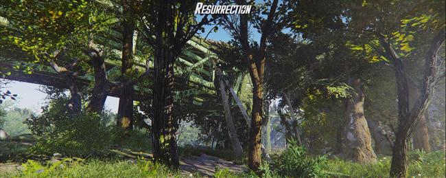 Khung cảnh thế giới sau tận thế của Fallout 4 trong Last of Us