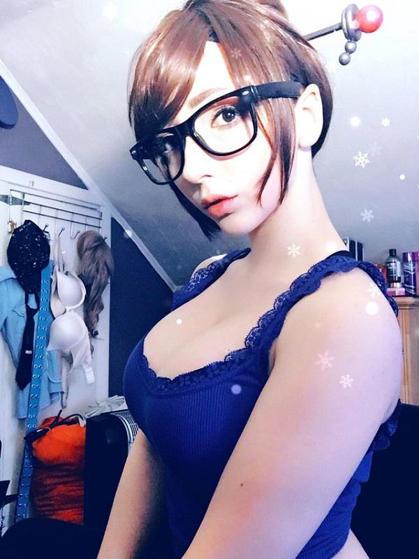 Tái hiện hoàn hảo sự xinh đẹp và sexy của mỹ nữ Overwatch