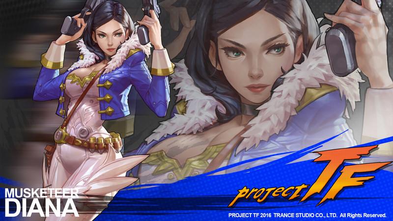Project TF – Game mobile hành động màn hình ngang cực chất đến từ Hàn Quốc