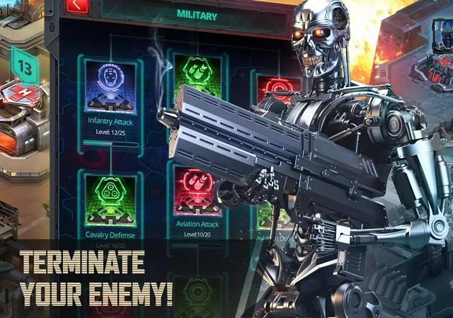 "Terminator Genysis: Future War - ""Kẻ Hủy Diệt"" vừa đạp cửa mobile"