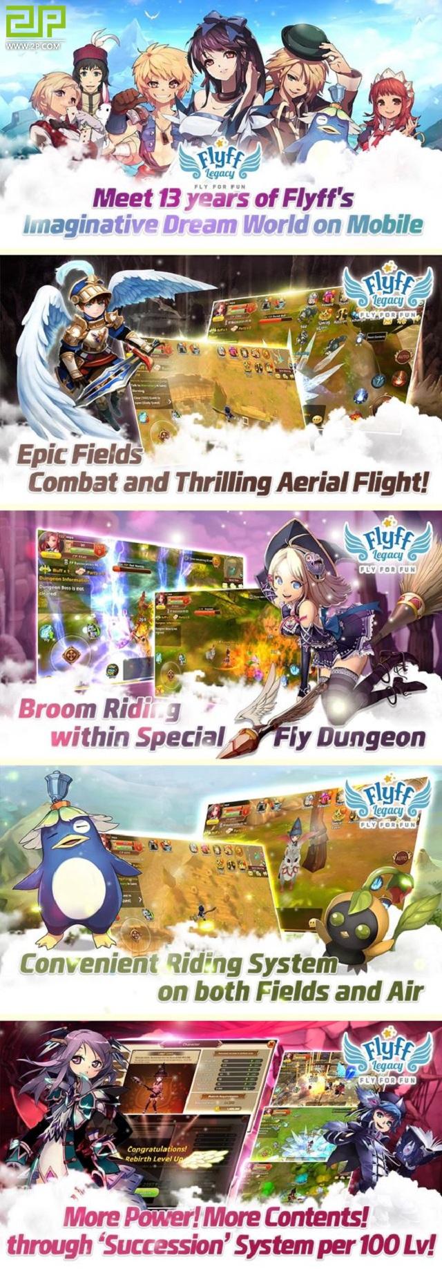 Flyff Legacy đã chính thức lên kệ