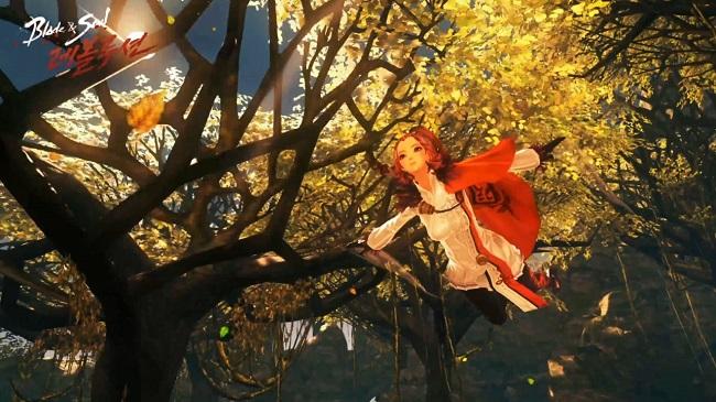 Game mobile Blade & Soul Revolution tung Teaser cực khủng