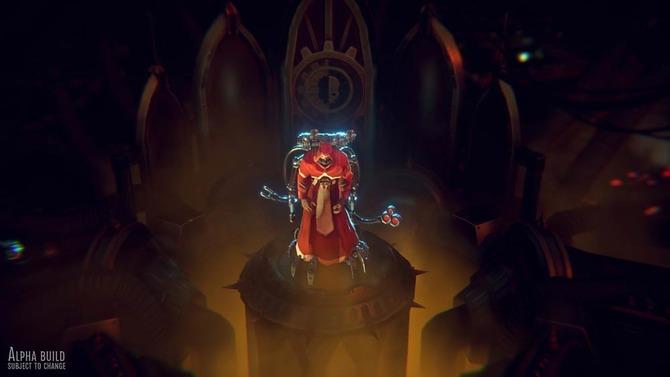 Hé lộ bom tấn dàn trận chiến thuật cực hoành tráng Warhammer 40K: Mechanicus
