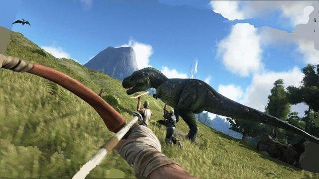 Siêu phẩm sinh tồn trên PC ARK: Survival Evolved đã đổ bộ mobile