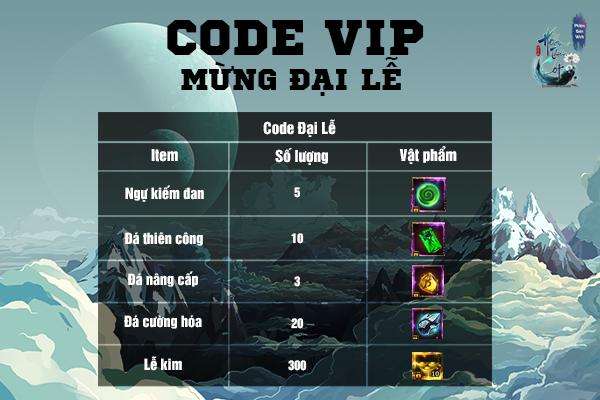 Playpark tặng 300 giftcode Hoa Thiên Cốt