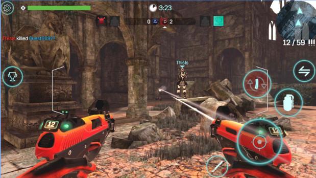 Deadheads – tựa game FPS đấu mạng cực hot chính thức ra mắt toàn cầu