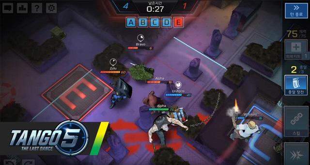 Tango 5: The Last Dance – game MOBA đa nền tảng cực hấp dẫn từ Nexon