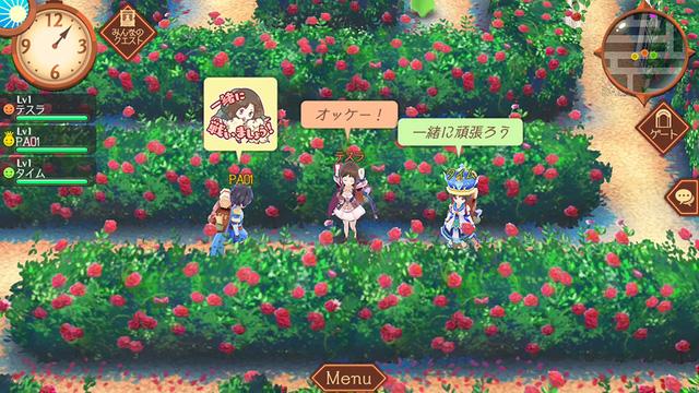 Atelier Online – JRPG cực đẹp từ Koei Tecmo chuẩn bị cập bến mobile