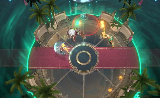 Bom tấn MOBA Battlerite chính thức đến tay game thủ miễn phí