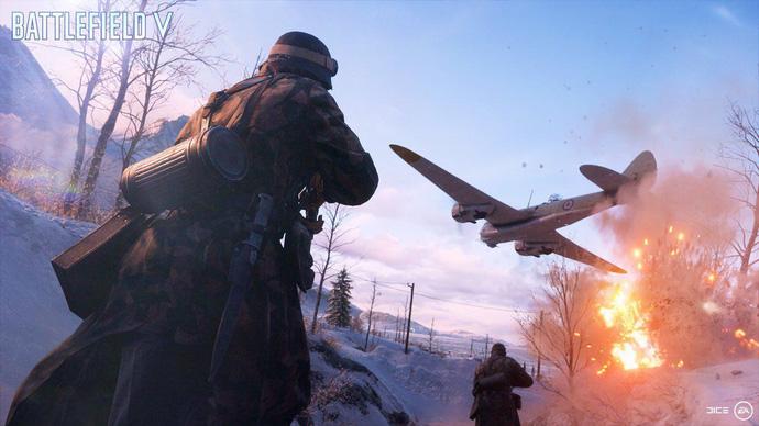 Bom tấn Battlefield V bất ngờ ra mắt chế độ Battle Royale