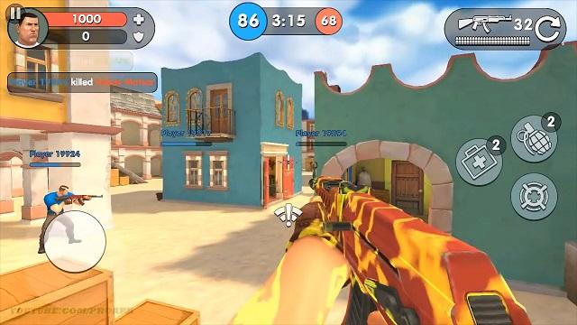 Guns of Boom – Game bắn súng online thú vị cực dễ nghiện