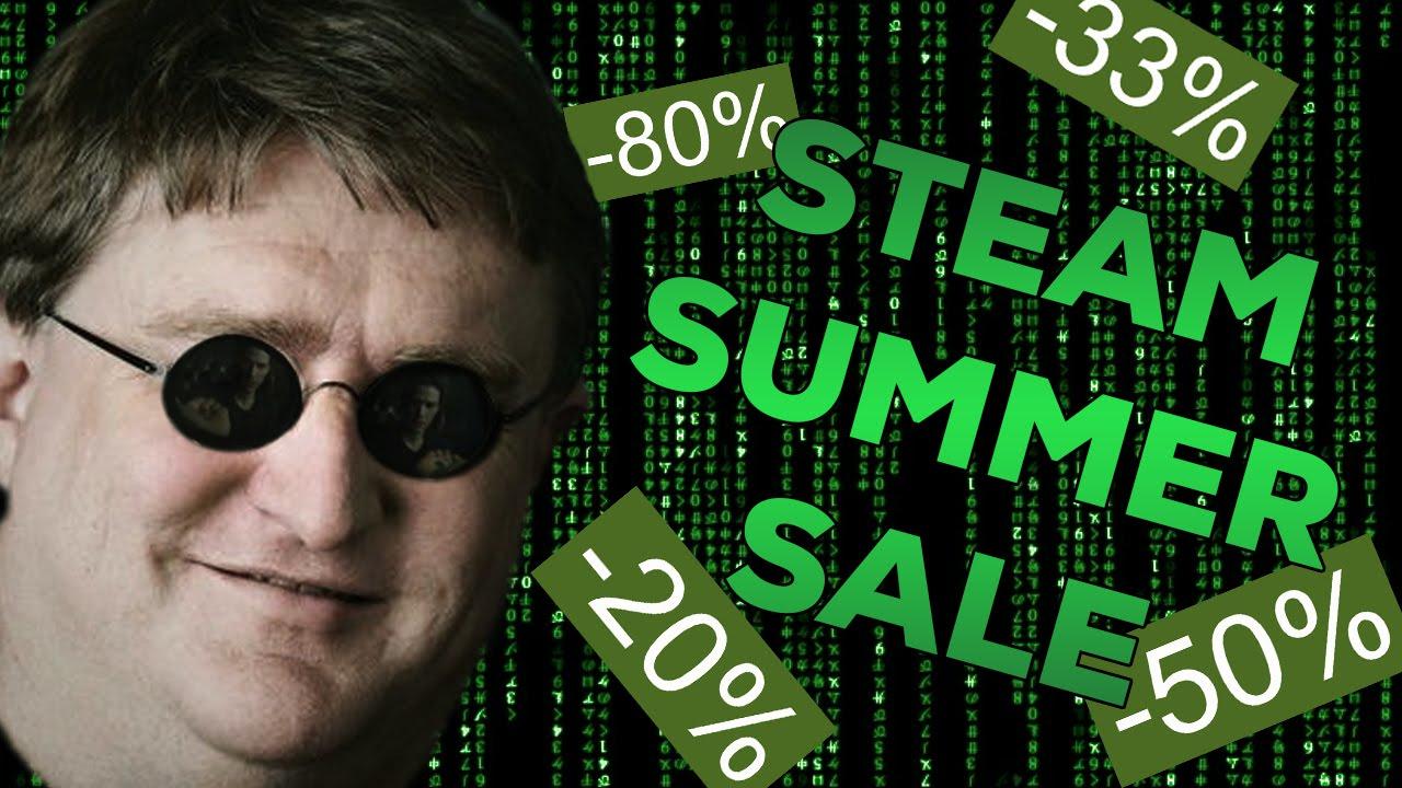 """Steam vừa """"nhá hàng"""" ngày đại hạ giá game khủng nhất năm"""